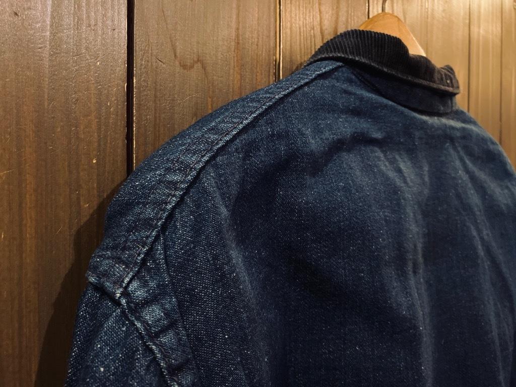 マグネッツ神戸店9/30(水)冬Vintage入荷! #1 Denim Work Jacket!!!_c0078587_17071972.jpg