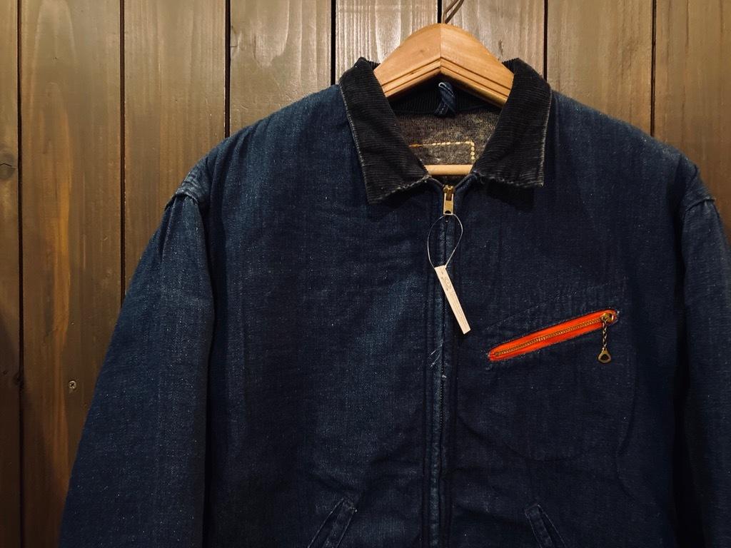 マグネッツ神戸店9/30(水)冬Vintage入荷! #1 Denim Work Jacket!!!_c0078587_17071974.jpg