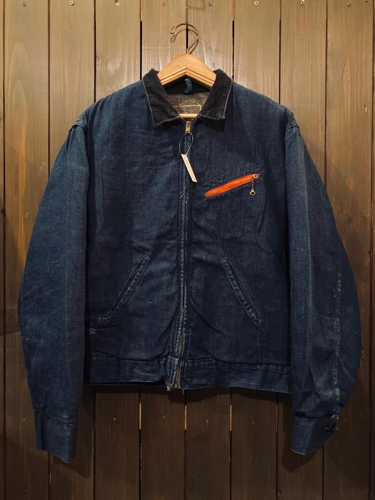 マグネッツ神戸店9/30(水)冬Vintage入荷! #1 Denim Work Jacket!!!_c0078587_17082042.jpg