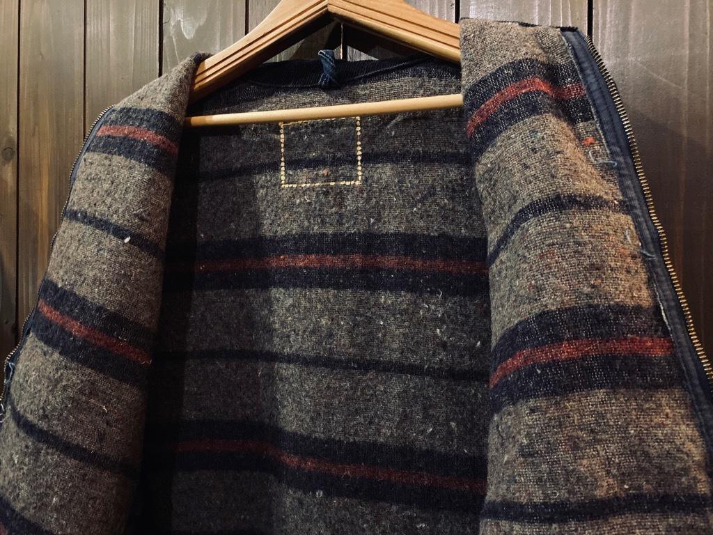マグネッツ神戸店9/30(水)冬Vintage入荷! #1 Denim Work Jacket!!!_c0078587_17082191.jpg