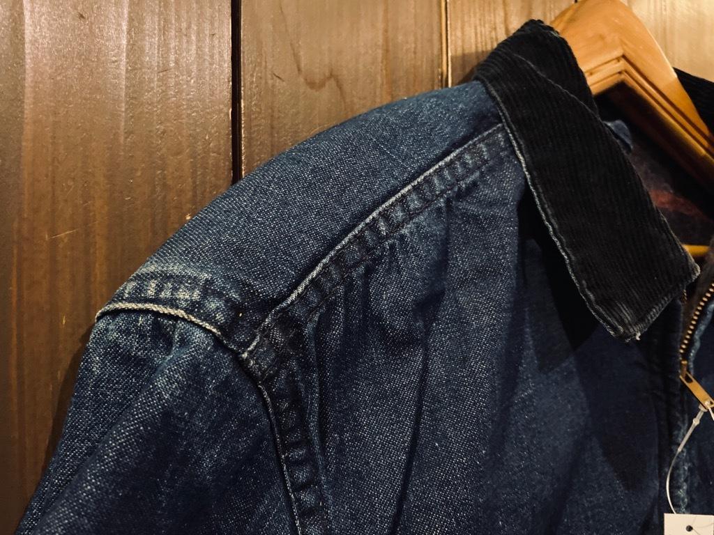 マグネッツ神戸店9/30(水)冬Vintage入荷! #1 Denim Work Jacket!!!_c0078587_17090982.jpg