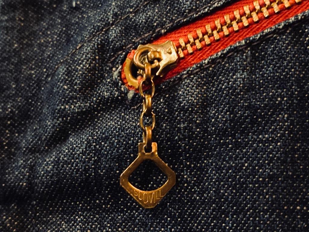 マグネッツ神戸店9/30(水)冬Vintage入荷! #1 Denim Work Jacket!!!_c0078587_17091014.jpg