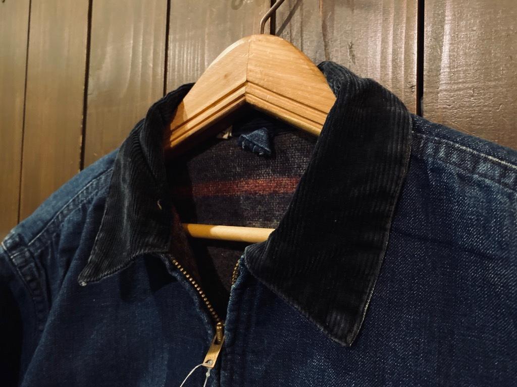 マグネッツ神戸店9/30(水)冬Vintage入荷! #1 Denim Work Jacket!!!_c0078587_17091020.jpg