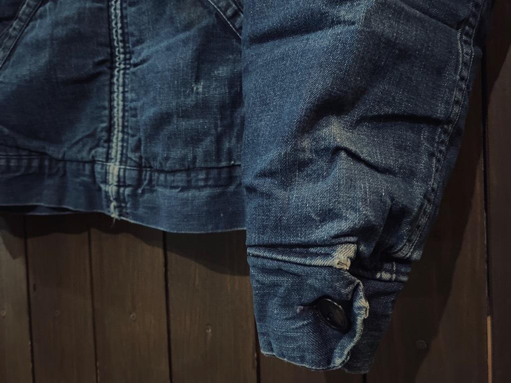 マグネッツ神戸店9/30(水)冬Vintage入荷! #1 Denim Work Jacket!!!_c0078587_17091077.jpg