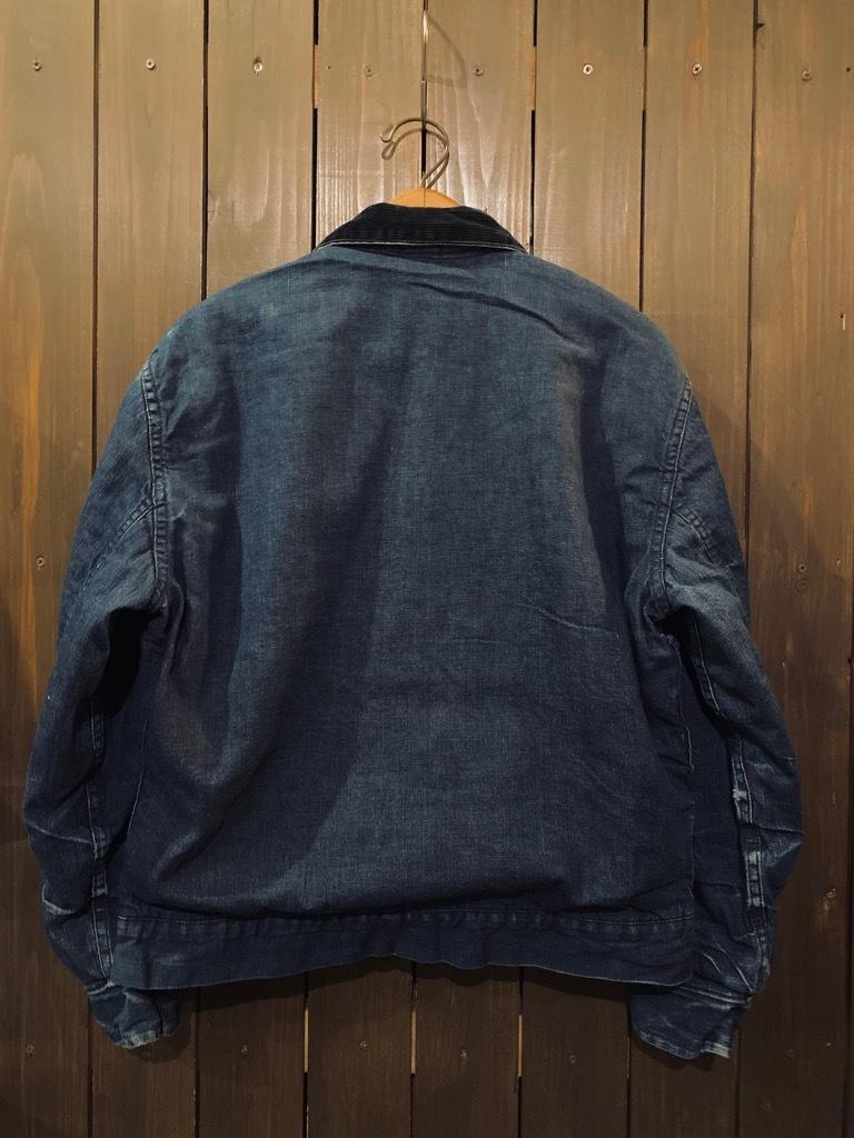 マグネッツ神戸店9/30(水)冬Vintage入荷! #1 Denim Work Jacket!!!_c0078587_17091123.jpg