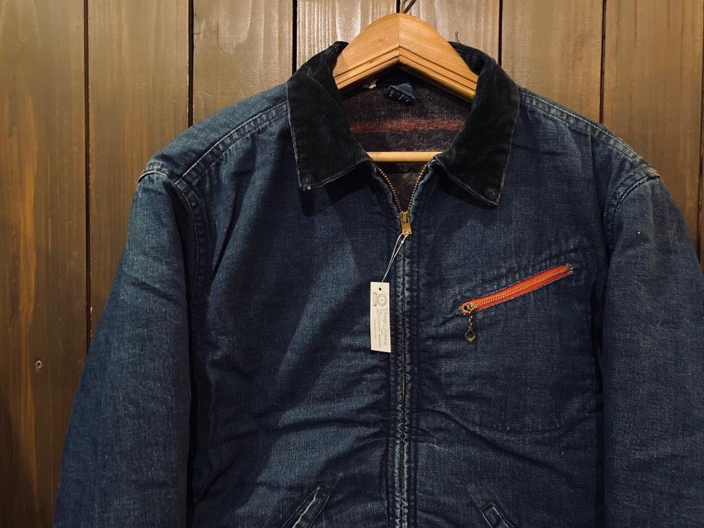マグネッツ神戸店9/30(水)冬Vintage入荷! #1 Denim Work Jacket!!!_c0078587_17091168.jpg
