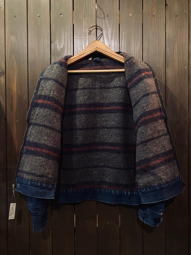 マグネッツ神戸店9/30(水)冬Vintage入荷! #1 Denim Work Jacket!!!_c0078587_17091171.jpg