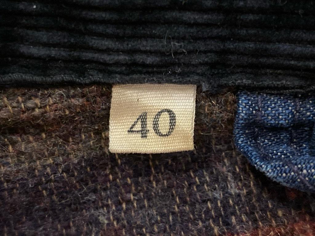 マグネッツ神戸店9/30(水)冬Vintage入荷! #1 Denim Work Jacket!!!_c0078587_17110291.jpg