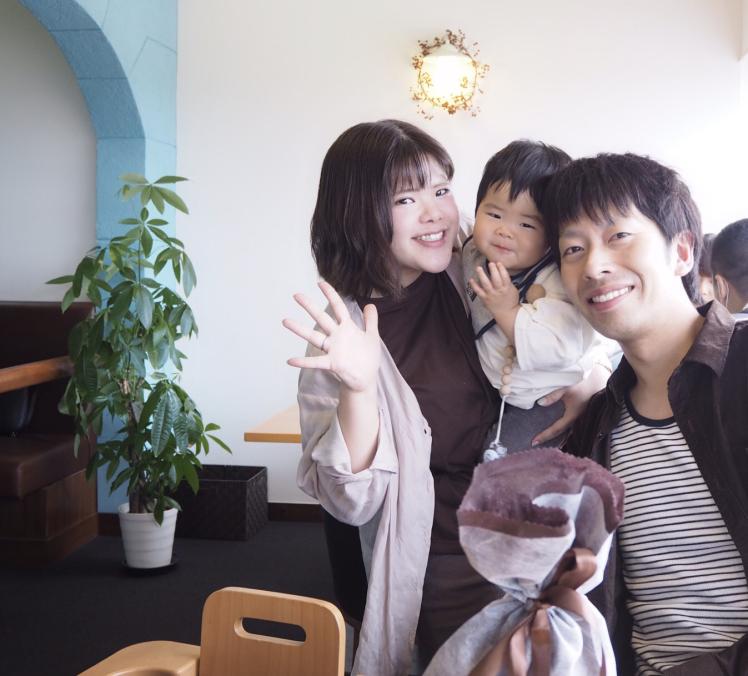2回目の結婚記念日♡空港店でお祝い_e0120789_22193525.jpg