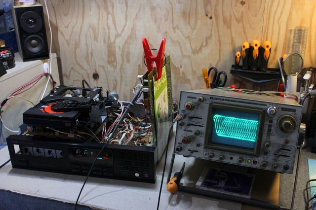 DENON DCD-1800R 修理再び!その4_f0325295_14225935.jpg