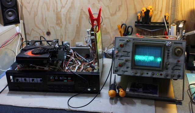 DENON DCD-1800R 修理再び!その4_f0325295_14230466.jpg