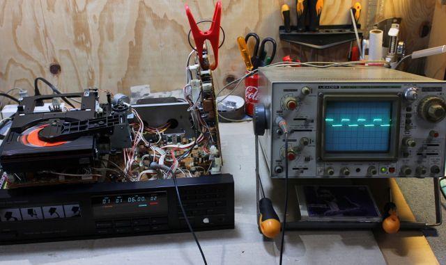 DENON DCD-1800R 修理再び!その4_f0325295_14231033.jpg