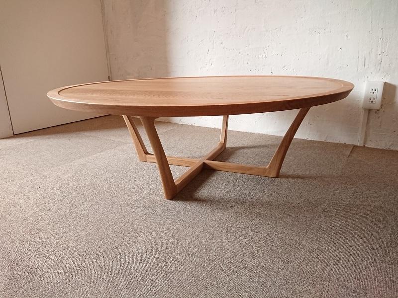 特注のローテーブルを製作しました_f0271898_13212056.jpg