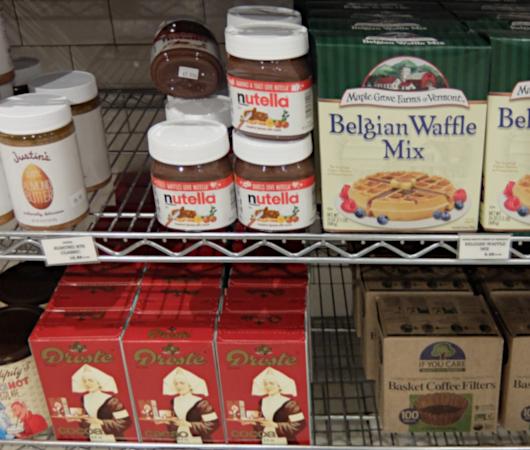 コロナ感染予防対策で『食の博物館』状態のNYの老舗スーパー、バターフィールド・マーケット_b0007805_03094585.jpg