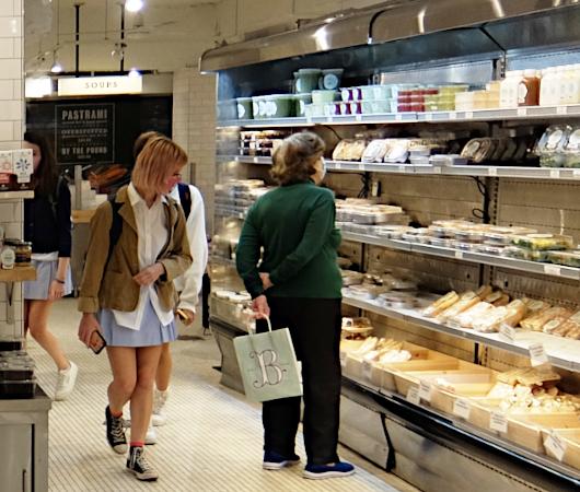 NYの老舗スーパー、バターフィールド・マーケットの自家製の品々_b0007805_05185219.jpg