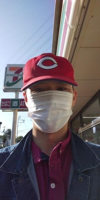 本日もアベノマスクよりコンビニのマスクで介護現場に出勤です!_e0094315_08330149.jpg