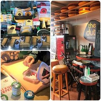 西貢の青森カスタードアップルパイと、オランダのチーズと☆Apple Pies and Dutch Cheese in Sai Kung_f0371533_20012342.jpg