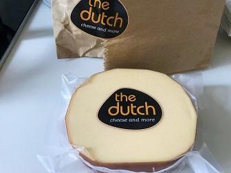 西貢の青森カスタードアップルパイと、オランダのチーズと☆Apple Pies and Dutch Cheese in Sai Kung_f0371533_20014550.jpg