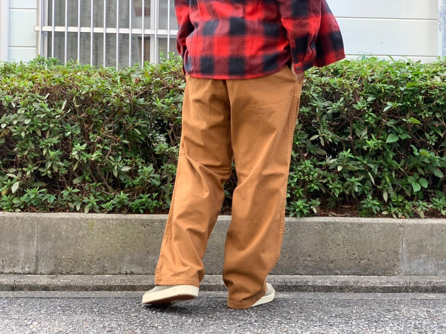 "\""Nasngwam.\""<<EARTH PARAKA(紅葉)>>Style~NORI~_c0167336_19545828.jpg"