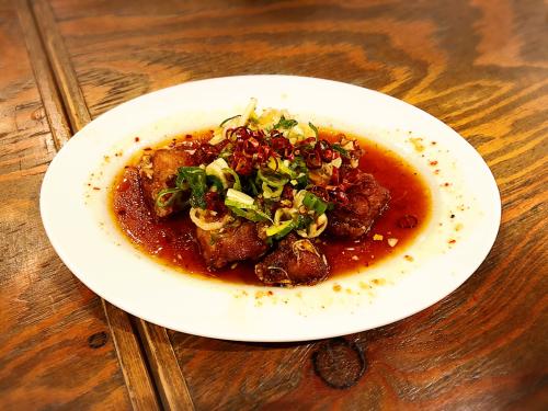 黒豚ぎょうざと中華食堂 米吉_e0292546_01211398.jpg