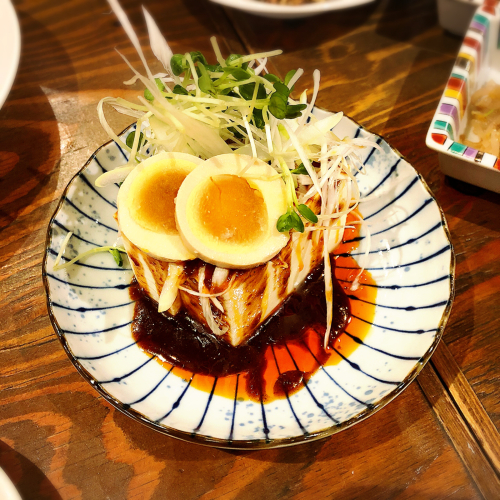 黒豚ぎょうざと中華食堂 米吉_e0292546_01215212.jpg