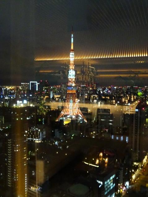 東京エディション虎ノ門 (5) 夜、朝食_b0405262_23322865.jpg