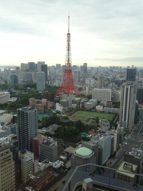 東京エディション虎ノ門 (5) 夜、朝食_b0405262_23435885.jpg