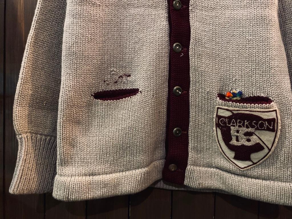 マグネッツ神戸店9/30(水)冬Vintage入荷! #4 Letterman Cardigan!!!_c0078587_13422603.jpg