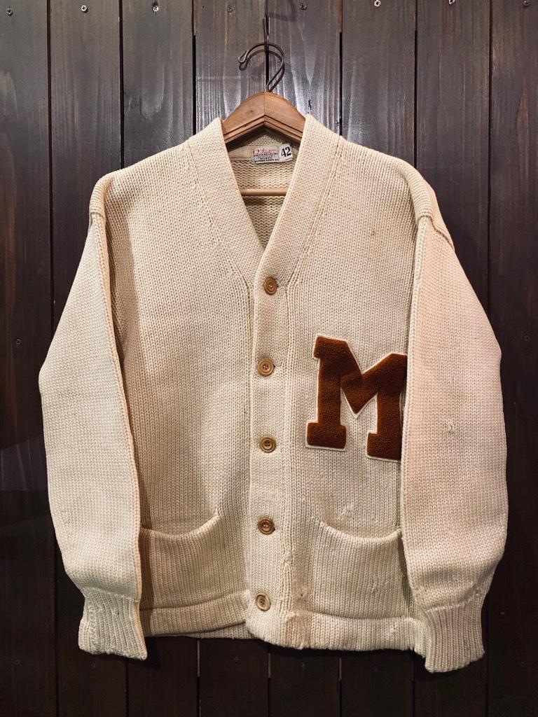 マグネッツ神戸店9/30(水)冬Vintage入荷! #4 Letterman Cardigan!!!_c0078587_13441314.jpg