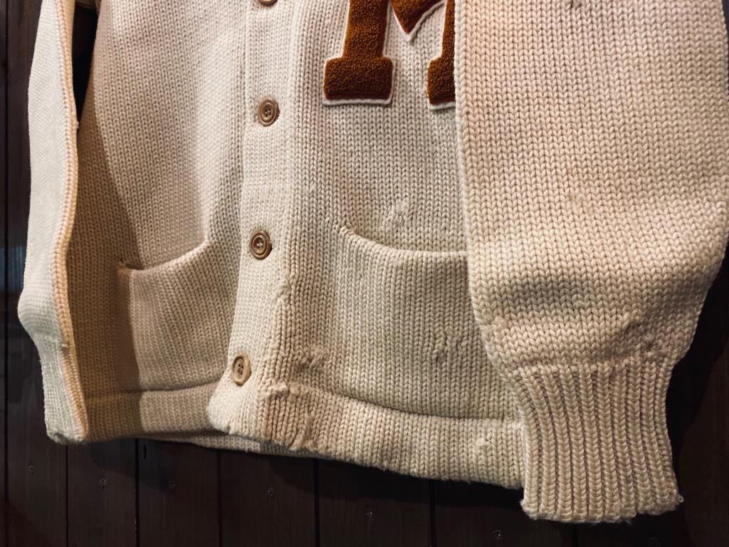 マグネッツ神戸店9/30(水)冬Vintage入荷! #4 Letterman Cardigan!!!_c0078587_13441401.jpg