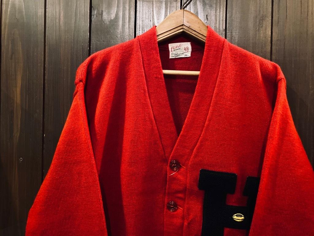 マグネッツ神戸店9/30(水)冬Vintage入荷! #4 Letterman Cardigan!!!_c0078587_13473524.jpg