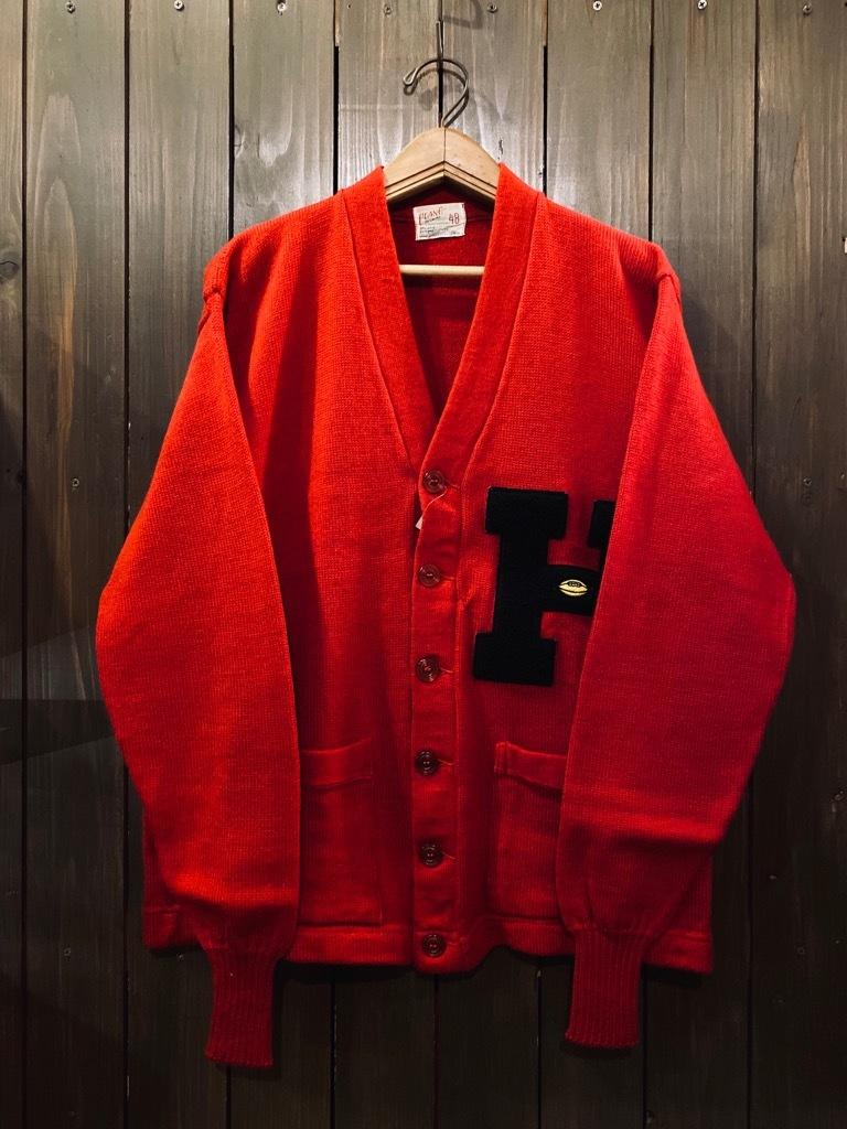 マグネッツ神戸店9/30(水)冬Vintage入荷! #4 Letterman Cardigan!!!_c0078587_13473698.jpg