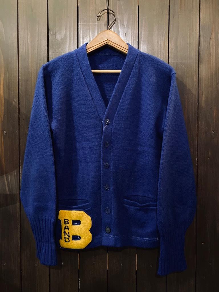 マグネッツ神戸店9/30(水)冬Vintage入荷! #4 Letterman Cardigan!!!_c0078587_13482027.jpg