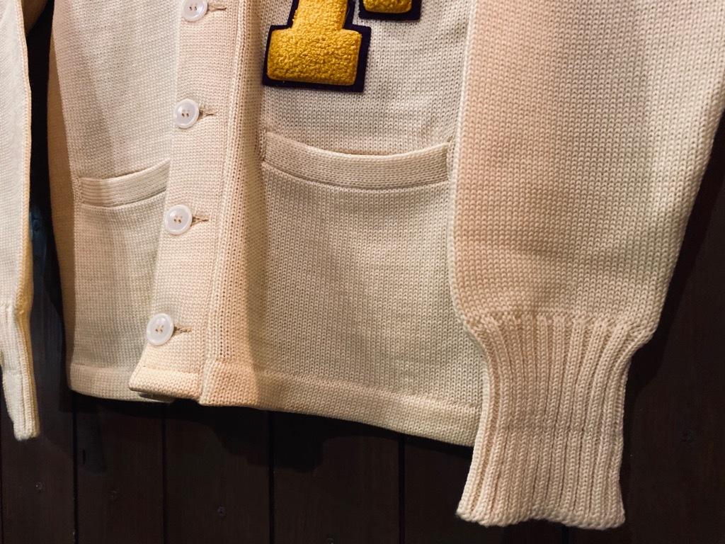 マグネッツ神戸店9/30(水)冬Vintage入荷! #4 Letterman Cardigan!!!_c0078587_13491416.jpg