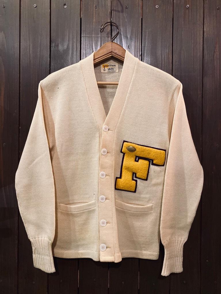 マグネッツ神戸店9/30(水)冬Vintage入荷! #4 Letterman Cardigan!!!_c0078587_13491481.jpg