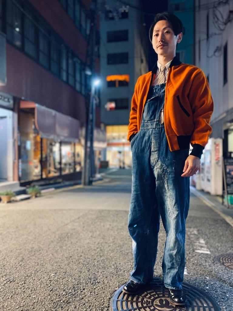 マグネッツ神戸店9/30(水)冬Vintage入荷! #4 Letterman Cardigan!!!_c0078587_18312004.jpg
