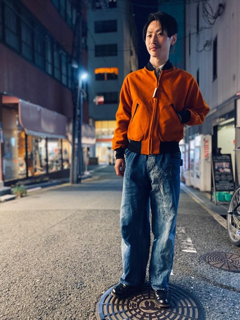 マグネッツ神戸店9/30(水)冬Vintage入荷! #4 Letterman Cardigan!!!_c0078587_18312036.jpg