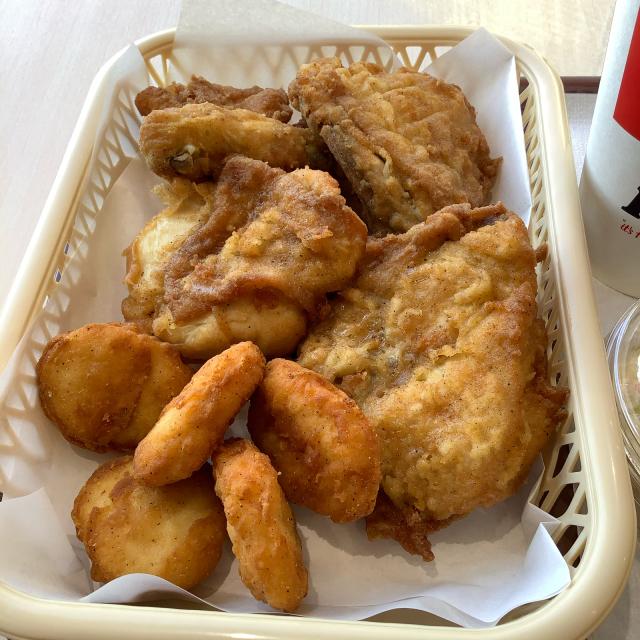 KFCは開店時間に行け!_a0334793_16220764.jpg