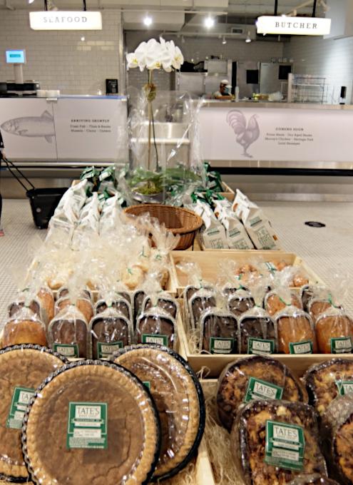 コロナ感染予防対策で『食の博物館』状態のNYの老舗スーパー、バターフィールド・マーケット_b0007805_02332099.jpg