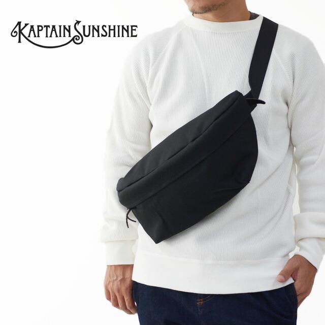 KAPTAIN SUNSHINE ×PORTER[キャプテンサンシャイン×ポーター] Standard Bodypack [KS20FGD09] ボデイパック・MEN\'S/LADY\'S _f0051306_13041729.jpg