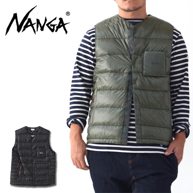 NANGA [ナンガ] M\'s INNER DOWN VEST [N1Id] インナーダウンベスト・ダウンベスト・インナーダウン・MEN\'S _f0051306_13153185.jpg
