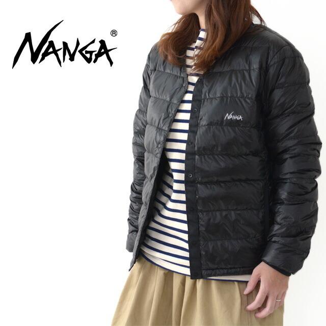 NANGA [ナンガ] W\'s INNER DOWN CADIGAN [N1IN] インナーダウンカーディガン・LADY\'S _f0051306_13394782.jpg