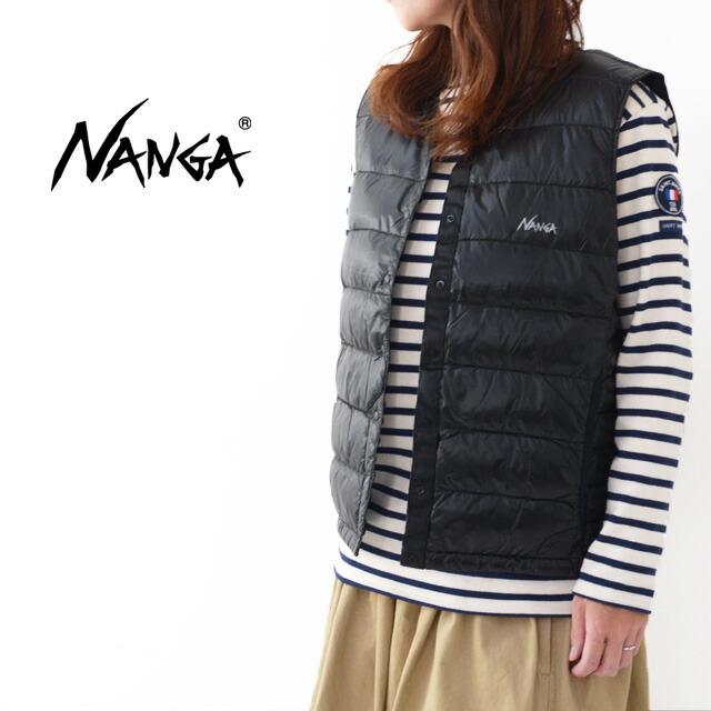 NANGA [ナンガ] W\'s INNER DOWN VEST [N1IV] インナーダウンベスト・LADY\'S _f0051306_14020300.jpg