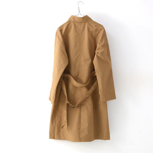 THE NORTH FACE [ザ ノースフェイス正規代理店] W\'s Bold Trench Coat [NPW12061] ボールドトレンチコート・ベルト付き・GORE-TEX ・LADY\'S _f0051306_14325023.jpg