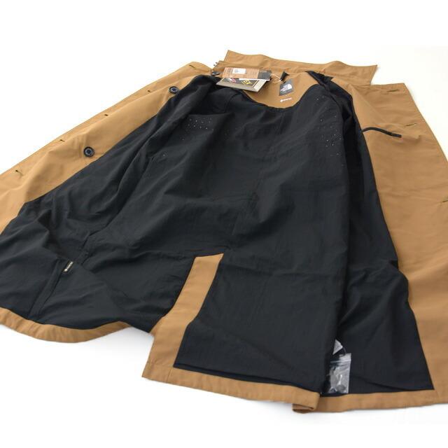 THE NORTH FACE [ザ ノースフェイス正規代理店] W\'s Bold Trench Coat [NPW12061] ボールドトレンチコート・ベルト付き・GORE-TEX ・LADY\'S _f0051306_14325054.jpg