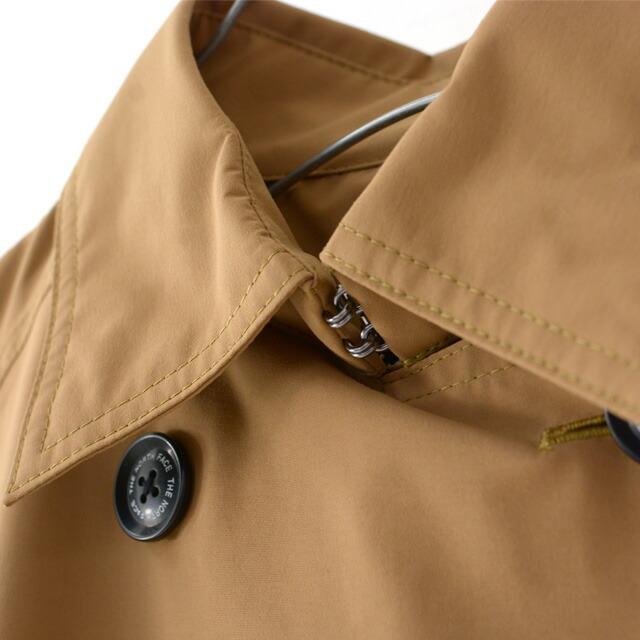THE NORTH FACE [ザ ノースフェイス正規代理店] W\'s Bold Trench Coat [NPW12061] ボールドトレンチコート・ベルト付き・GORE-TEX ・LADY\'S _f0051306_14325078.jpg