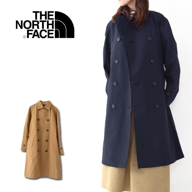 THE NORTH FACE [ザ ノースフェイス正規代理店] W\'s Bold Trench Coat [NPW12061] ボールドトレンチコート・ベルト付き・GORE-TEX ・LADY\'S _f0051306_14325093.jpg