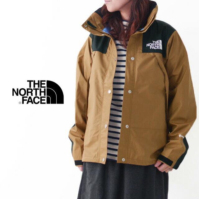 THE NORTH FACE [ザ・ノース・フェイス] W\'s Mountain Raintex Jacket [NPW11935] マウンテンレインテックスジャケット・LADY\'S _f0051306_14484032.jpg