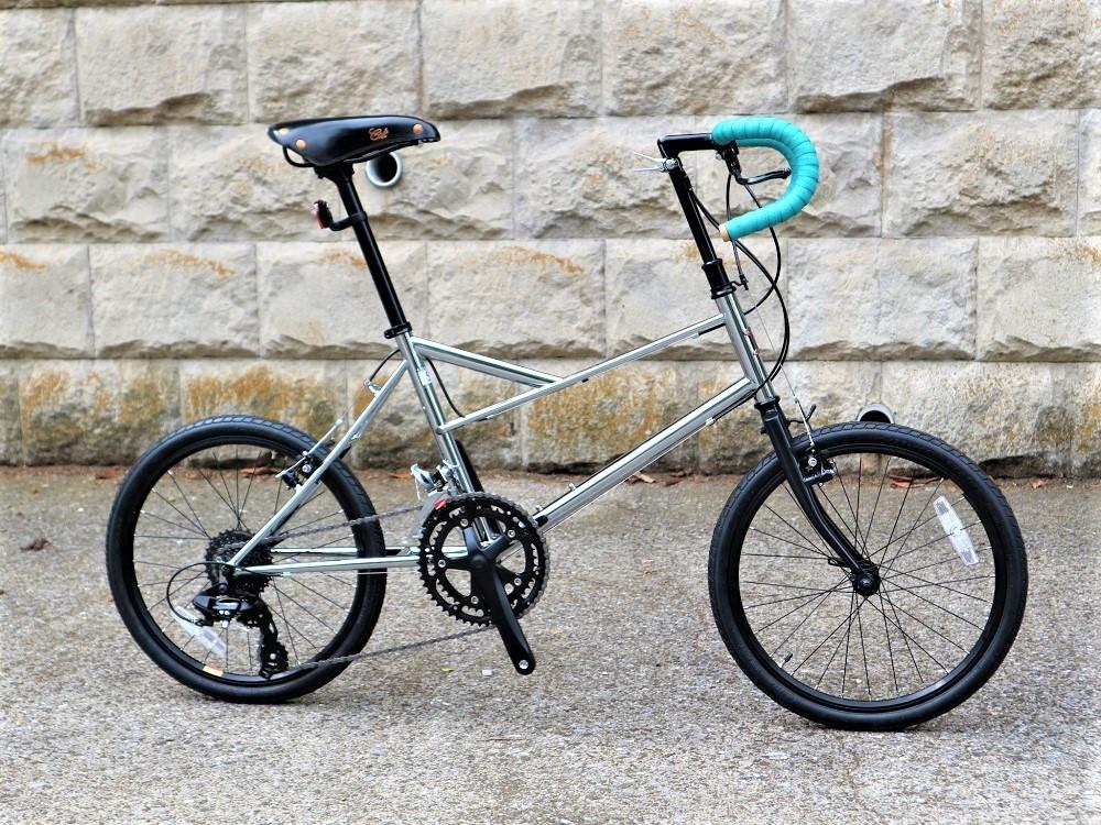 限定1台 BRUNO × FLAME bike スペシャル_e0188759_12581902.jpg