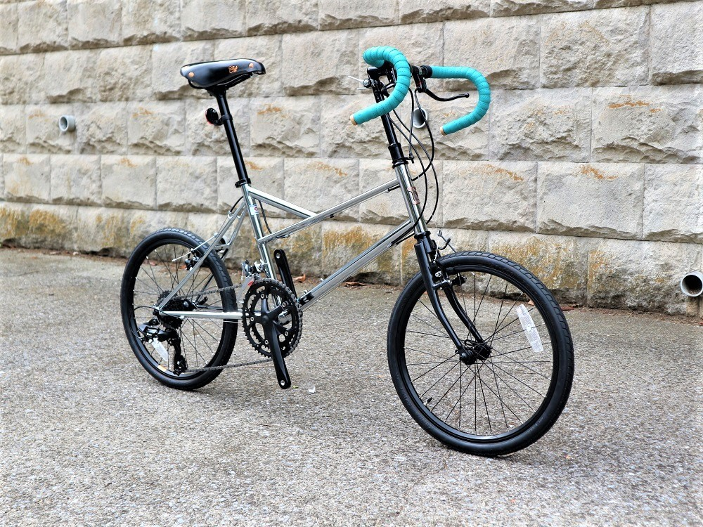 限定1台 BRUNO × FLAME bike スペシャル_e0188759_12582143.jpg